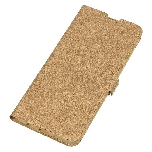 Чехол (флип-кейс) DF sFlip-41, для Samsung Galaxy A20/A30, золотистый [df sflip-41 (gold)] DF SFLIP-41 (GOLD)