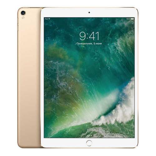 купить Планшет APPLE iPad Pro 2017 12.9 64Gb Wi-Fi + Cellular MQEF2/A, 4GB, 64GB, 3G, 4G, iOS золотистый дешево