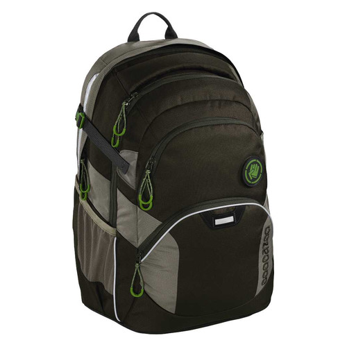 Рюкзак Coocazoo JobJobber2 Woodsman темно-зеленый coocazoo рюкзак jobjobber2 bartik 00138718 зеленый розовый