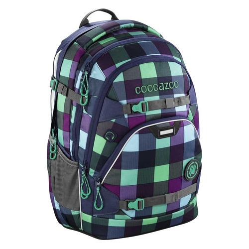 Рюкзак Coocazoo ScaleRale Green Purple District синий/бирюзовый рюкзак coocazoo jobjobber2 green purple district синий бирюзовый