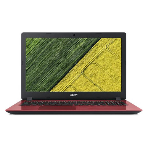 "Ноутбук ACER Aspire 3 A315-53-35VR, 15.6"", Intel Core i3 7020U 2.3ГГц, 4Гб, 1000Гб, 128Гб SSD, Intel HD Graphics 620, Windows 10 Home, NX.HAEER.002, красный моноблок acer aspire z20 780 intel core i3 6100u 4гб 1тб intel hd graphics 520 dvd rw windows 10 home черный [dq b4rer 002]"
