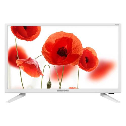 Фото - LED телевизор TELEFUNKEN TF-LED24S52T2 HD READY (720p) кеды мужские vans ua sk8 mid цвет белый va3wm3vp3 размер 9 5 43