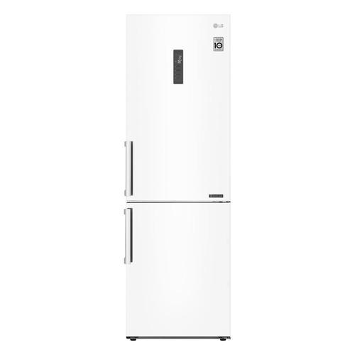лучшая цена Холодильник LG GA-B459BQGL, двухкамерный, белый