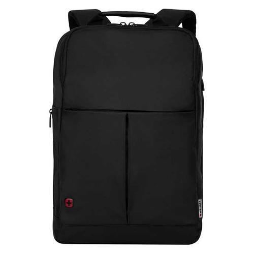 Рюкзак Wenger 601070 черный 31x44x18см 16л. 1.12кг. цена и фото