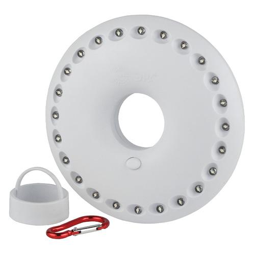Походный (кемпинговый) фонарь ЭРА K24, белый , 2.2Вт [б0032282]