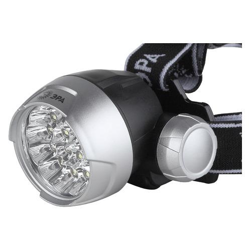 Налобный фонарь ЭРА G17, серебристый , 1.3Вт [c0033485]