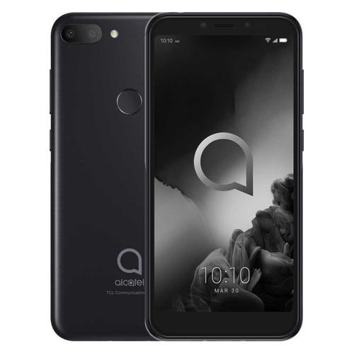 Смартфон ALCATEL 1S 32Gb, 5024D, черный