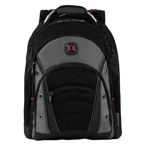 Рюкзак Wenger черный/серый 600635 36x46x26см 26л. 1.56кг. wenger wenger рюкзак для подростков универсальный 26л серый