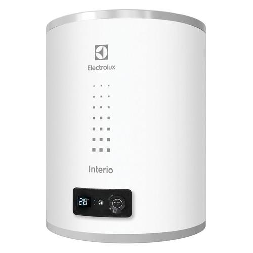 Водонагреватель ELECTROLUX Interio 3 EWH 30, накопительный, 2кВт, белый [нс-1161044]