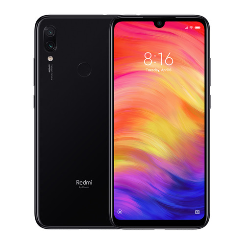 Смартфон XIAOMI Redmi Note 7 64Gb, черный цены