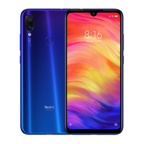 Смартфон XIAOMI Redmi Note 7 64Gb, синий 22870