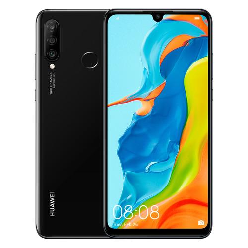 Смартфон HUAWEI P30 lite 128Gb, черный