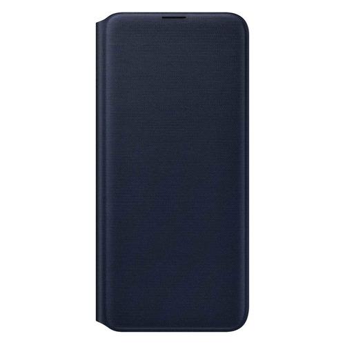 Чехол (флип-кейс) SAMSUNG Wallet Cover, для Samsung Galaxy A20, черный [ef-wa205pbegru] стоимость