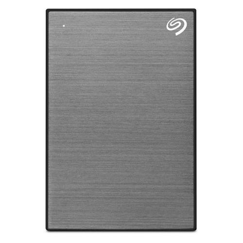 Фото - Внешний жесткий диск SEAGATE Backup Plus Slim STHN1000405, 1ТБ, серый жесткий диск seagate st1000vm002