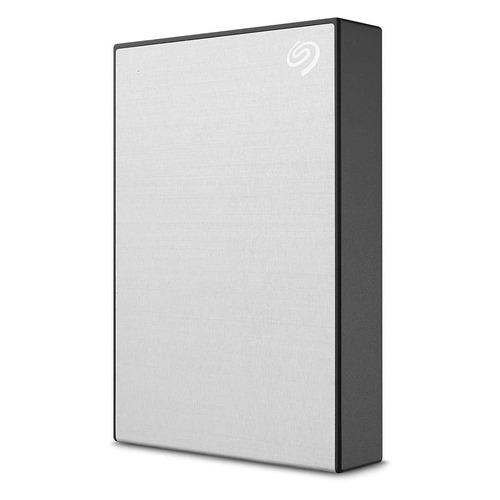 цена на Внешний жесткий диск SEAGATE Backup Plus STHP5000401, 5Тб, серебристый