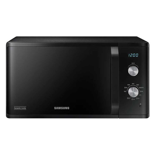 Микроволновая Печь Samsung MG23K3614AK/BW 23л. 800Вт черный микроволновая печь samsung me83krs 3 me83krs 3 bw