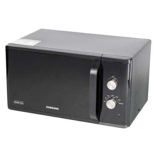 Фото - Микроволновая печь SAMSUNG MS23K3614AK/BW, 800Вт, 23л, черный микроволновая печь samsung ge 83krw 1 bw