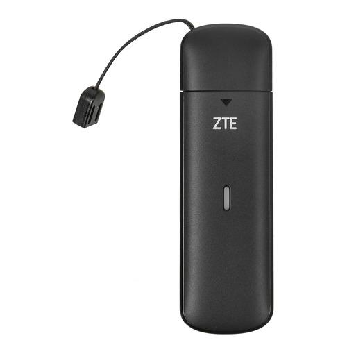 Модем ZTE MF833R 2G/3G/4G, внешний, черный zte mf831 4g dongle 2 external antenna port lte usb modem plus 2pcs antenna