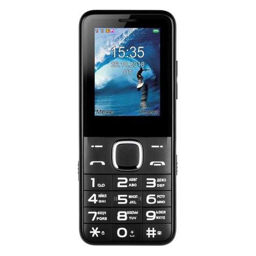 Мобильный телефон FLY Ezzy 10 черный все цены