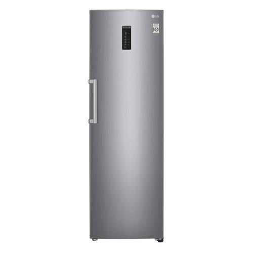 Холодильник LG GC-B401EMDV, однокамерный, серебристый холодильник lg gc b519pmcz серебристый