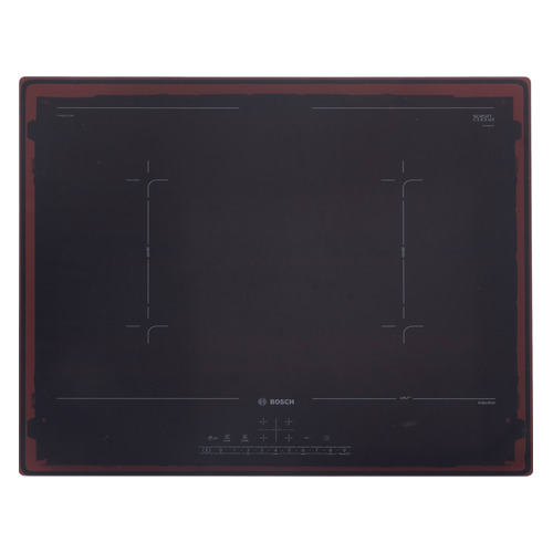 лучшая цена Индукционная варочная панель BOSCH PVQ611FC5E, индукционная, независимая, черный