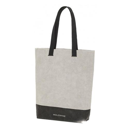 Фото - Сумка Moleskine GO SHOPPER PLAIN (ET9GOSP03) 37x40x7.5см бумага крафтовая серый/черный сумка iriedaily original shopper black 700