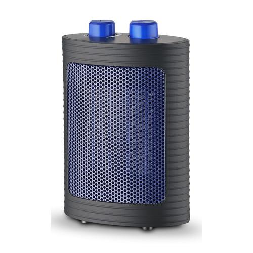 Тепловентилятор SINBO SFH 6927, 1500Вт, черный, синий