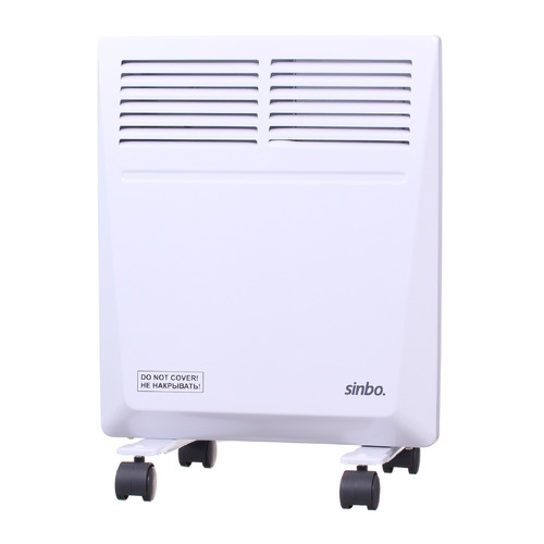 Конвектор SINBO SFH 6926, 1000Вт, белый цены онлайн
