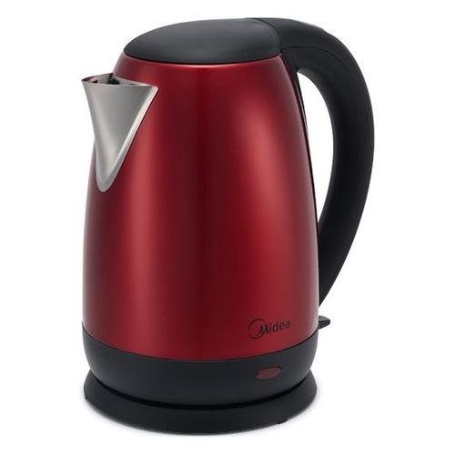 цена на Чайник электрический MIDEA MK-8040, 2200Вт, красный