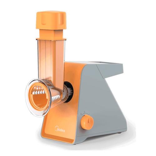 Измельчитель электрический Midea MVC-2740 300Вт оранжевый/серый