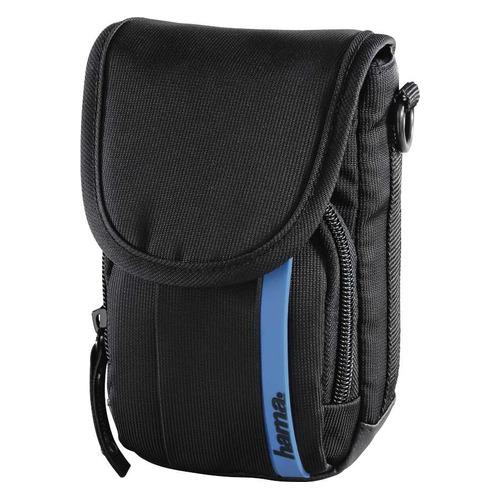 Фото - Сумка HAMA Nashville 90L, черный [00121857] сумка для фото видеокамеры hama nashville 90 черный красный