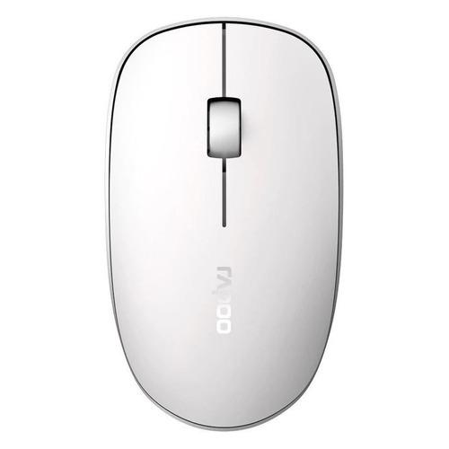 лучшая цена Мышь RAPOO M200 Plus, оптическая, беспроводная, USB, серый [18695]