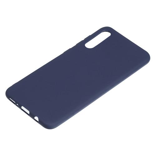 Чехол (клип-кейс) DEPPA Gel Color, для Samsung Galaxy A50, синий [86658]