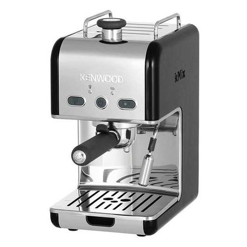 Кофеварка KENWOOD ES020BK, эспрессо, черный [0w13211028] цены онлайн