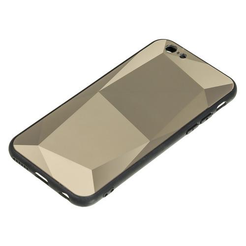 цена на Чехол (клип-кейс) GRESSO Даймонд, для Apple iPhone 6/6S, золотистый [gr17dmn023]