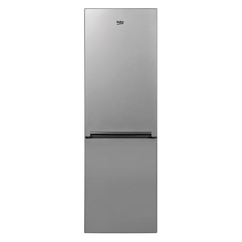 Холодильник BEKO RCSK339M20S, двухкамерный, нержавеющая сталь