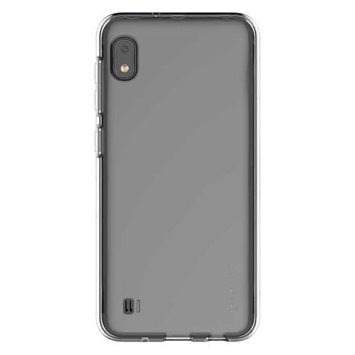 Чехол (клип-кейс) SAMSUNG araree A cover, для Samsung Galaxy A10, прозрачный [gp-fpa105kdatr] GP-FPA105KDATR