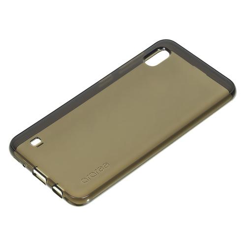 Чехол (клип-кейс) SAMSUNG araree A cover, для Samsung Galaxy A10, черный [gp-fpa105kdabr] GP-FPA105KDABR