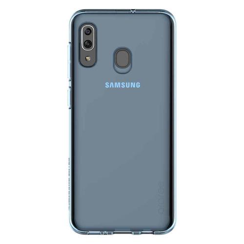 Чехол (клип-кейс) SAMSUNG araree A cover, для Samsung Galaxy A20, синий [gp-fpa205kdalr] GP-FPA205KDALR
