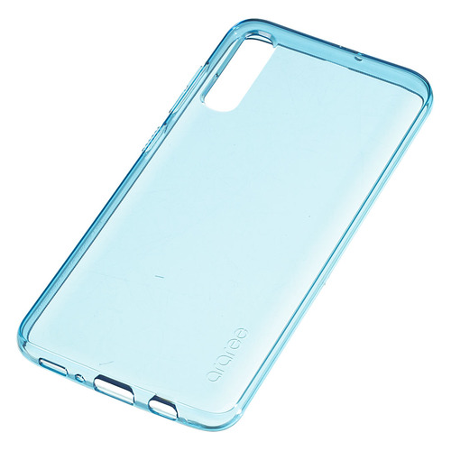 Чехол (клип-кейс) SAMSUNG Araree A Cover, для Samsung Galaxy A70, синий [gp-fpa705kdalr] GP-FPA705KDALR