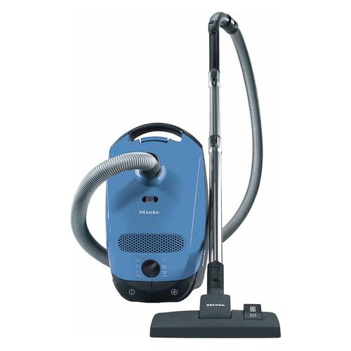 Пылесос MIELE SBAD3 Classic C1, 1400Вт, синий/черный цена и фото