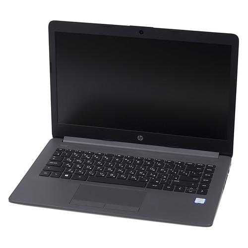 Ноутбук HP 240 G7, 14, Intel Core i3 7020U 2.3ГГц, 8Гб, 128Гб SSD, Intel HD Graphics 620, Windows 10 Professional, 6UK88EA, темно-серебристый
