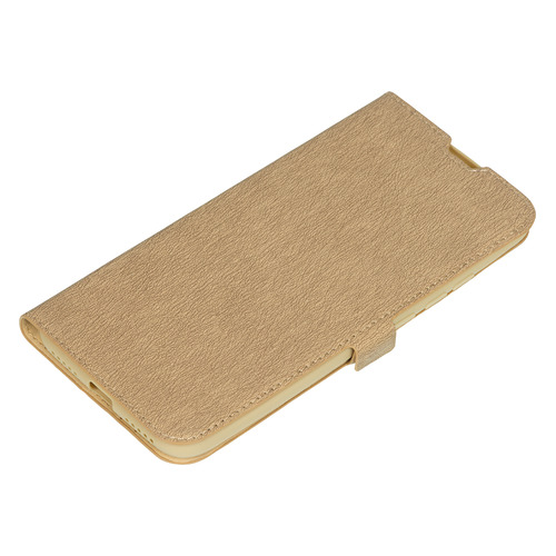 Чехол (флип-кейс) DF xiFlip-43, для Xiaomi Redmi 7, золотистый [df xiflip-43 (gold)] DF XIFLIP-43 (GOLD)