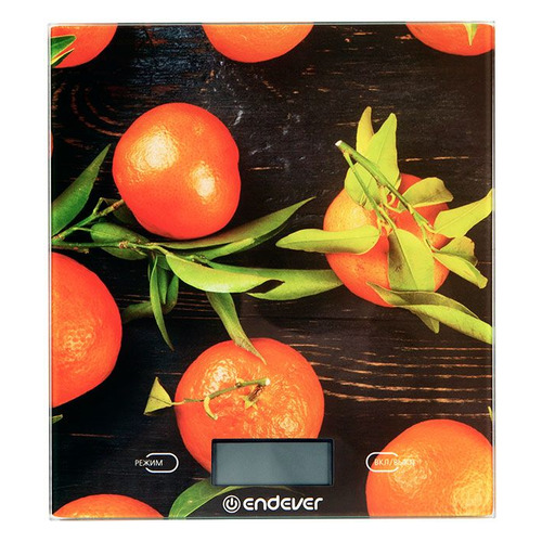 Весы кухонные ENDEVER Chief 504, рисунок/апельсин диакнеаль авен цена
