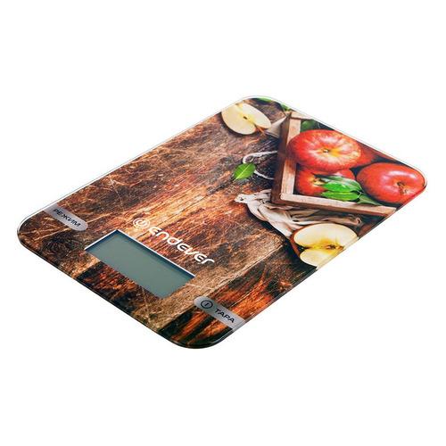 Весы кухонные ENDEVER Chief 507, рисунок/яблоко диакнеаль авен цена