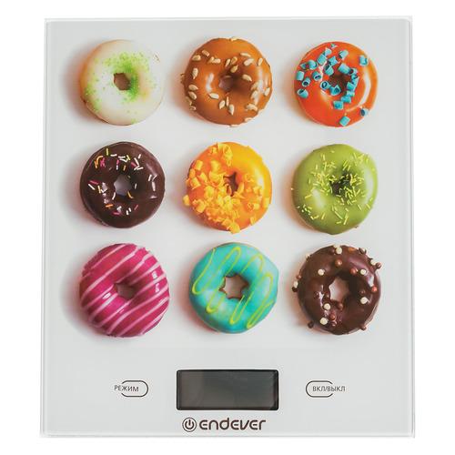 Весы кухонные ENDEVER KS-521, рисунок диакнеаль авен цена