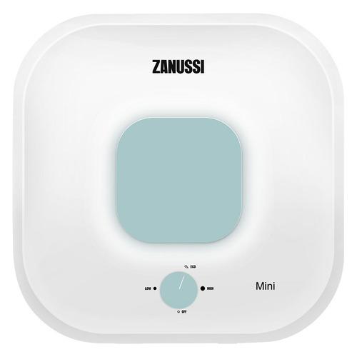Водонагреватель ZANUSSI ZWH/S 10 Mini U, накопительный, 2кВт, белый [нс-1146202]