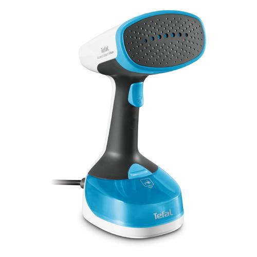 Фото - Отпариватель ручной TEFAL DT7000E0, белый / синий [1830006595] отпариватель для одежды tefal dt9100e0 access steam care
