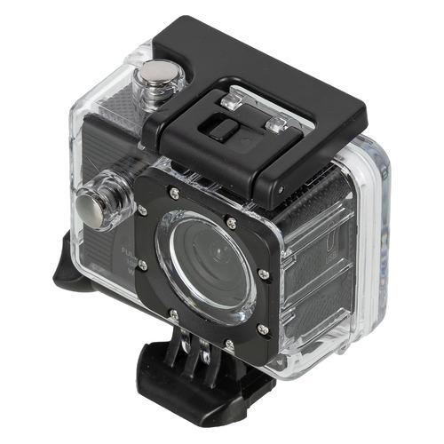 Экшн-камера DIGMA DiCam 235 1080p, WiFi, черный [dc235]