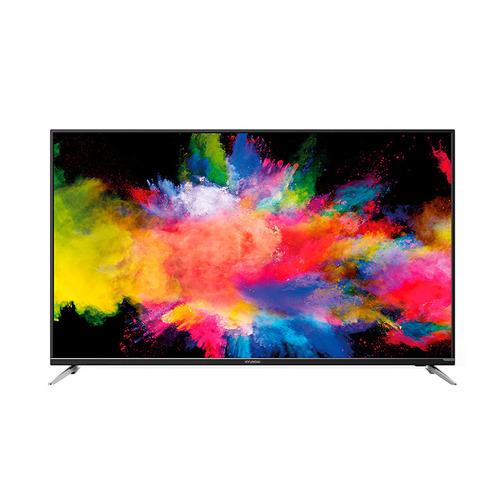 Фото - LED телевизор HYUNDAI H-LED50EU7000 Ultra HD 4K полотно для ленточной пилы зубр зпл 750 305 l 2234мм h 10 0мм шаг зуба 2мм 12tpi материал углерод сталь 65г